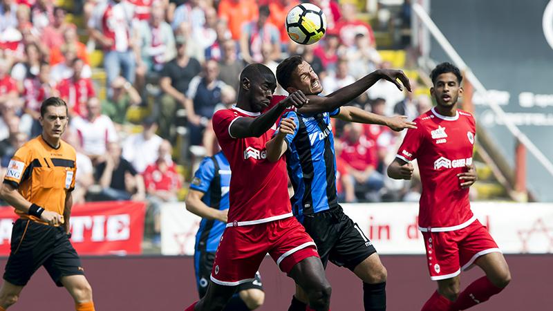 Résumé Antwerp - Club de Bruges