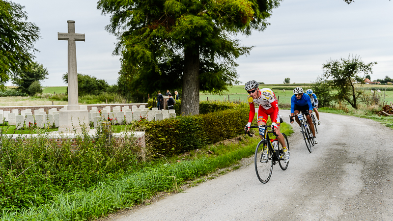 Great War Remembrance Cyclo 2018