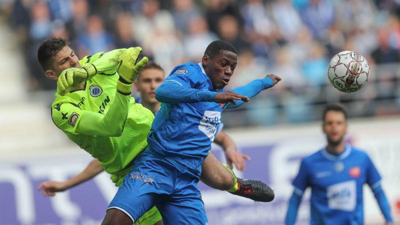 Samenvatting AA Gent - Club Brugge