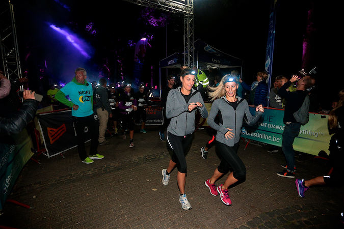 Runners' lab Night Run Antwerp 2018
