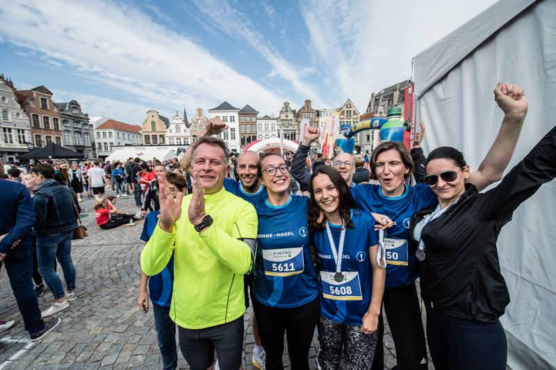 Fintro Dwars door Mechelen 2018