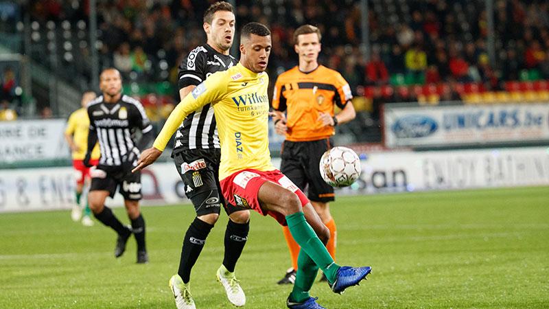 KV Oostende - Sporting Charleroi