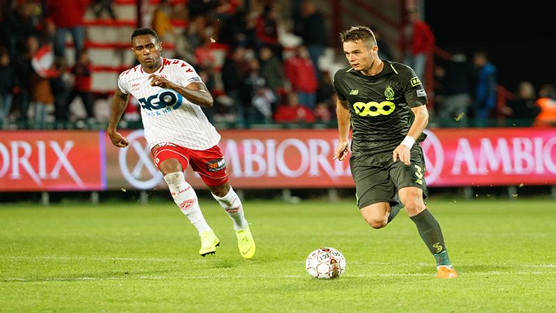 Samenvatting KV Kortrijk - Standard