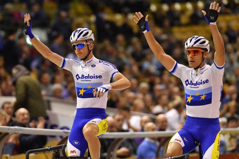 Lotto Zesdaagse Vlaanderen-Gent 2018: dag 2