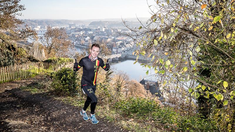 DH Namur Urban Trail 2018