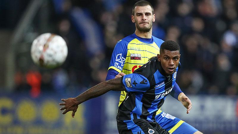Samenvatting Waasland-Beveren - Club Brugge