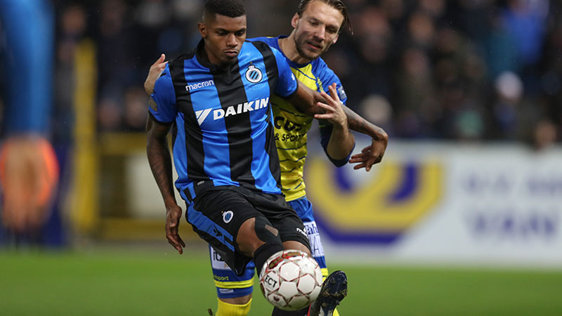 Waasland-Beveren - Club Brugge