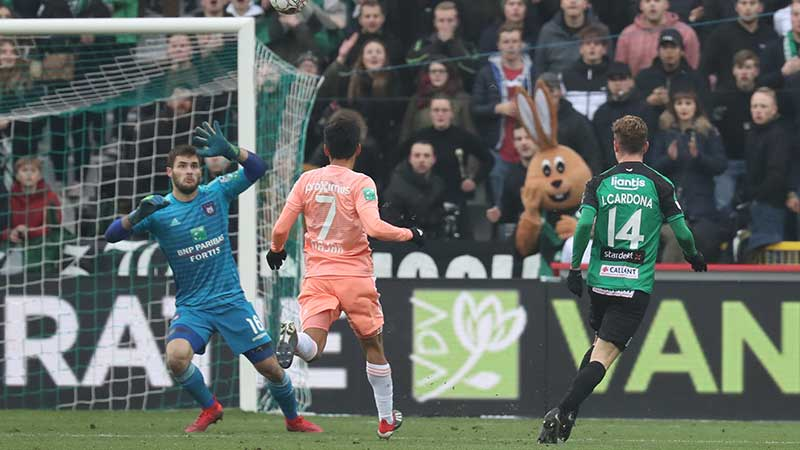Résumé Cercle de Bruges - Anderlecht