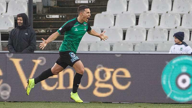 Cercle laat Anderlecht achter met 1 op 12