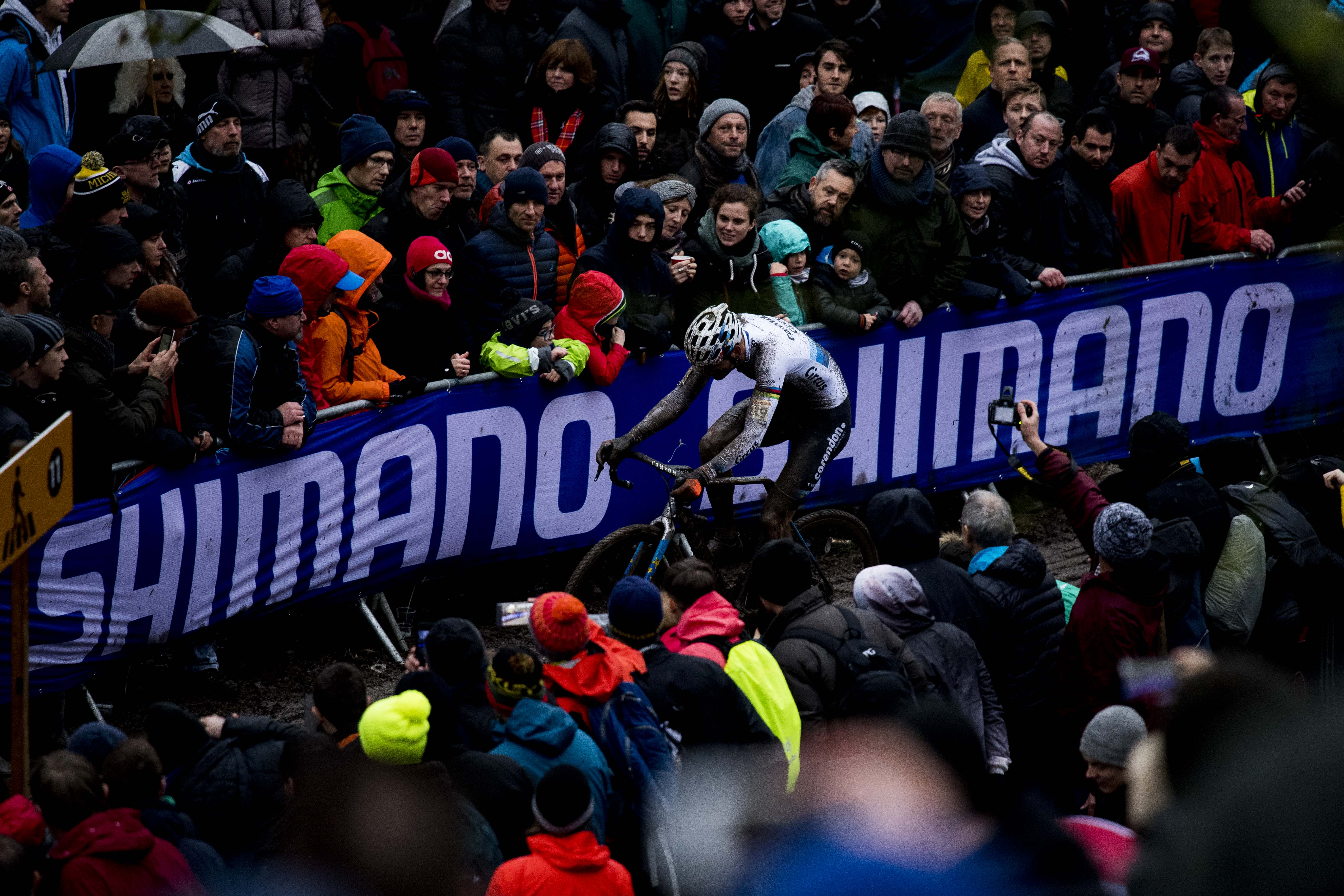 UCI Wereldbekercross Namen 2018