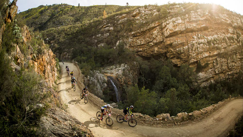 De originele Cape Epic-route