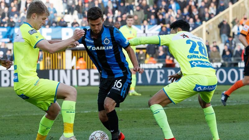 Samenvatting Club Brugge - KAA Gent