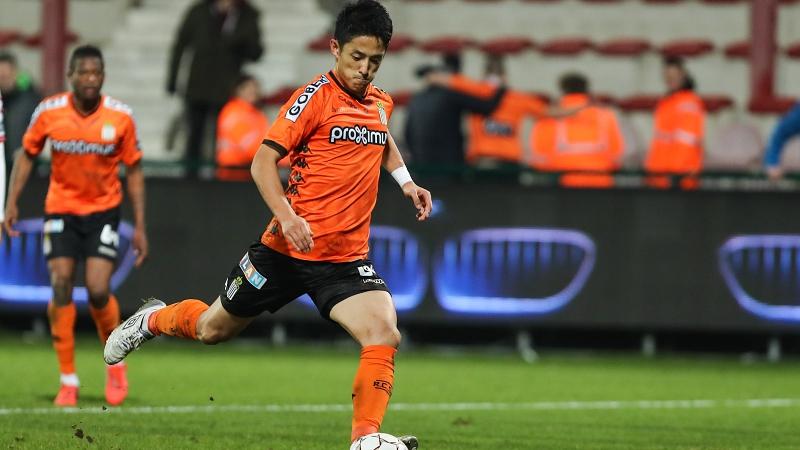 KV Kortrijk - Charleroi