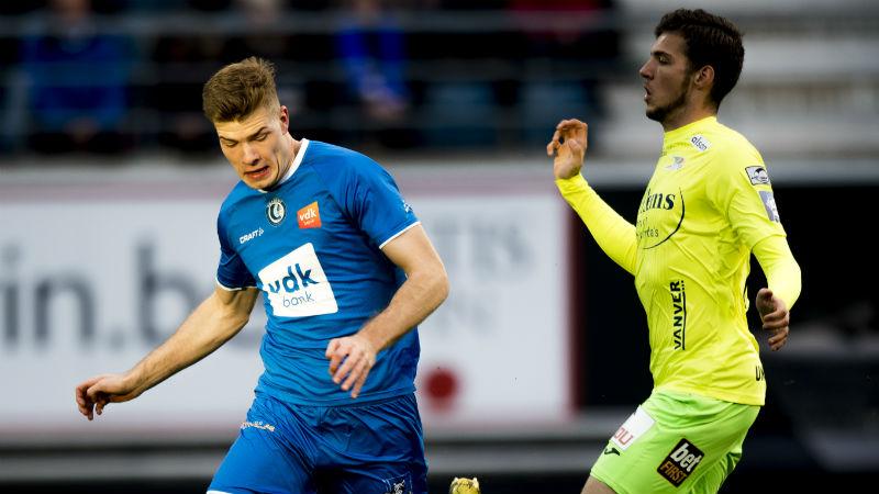 Résumé La Gantoise - KV Ostende
