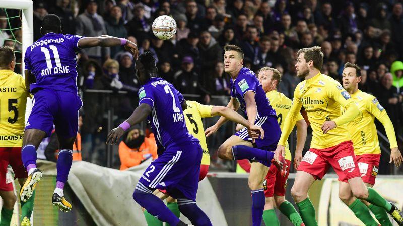 Résumé KV Ostende - Anderlecht