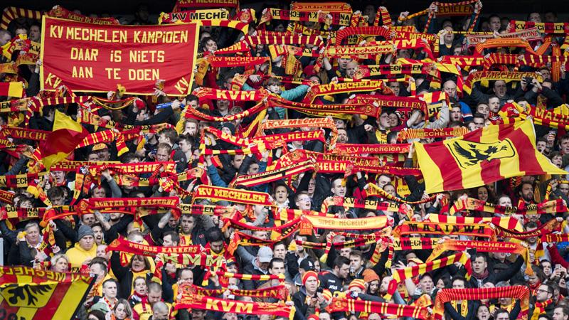 KV Mechelen - Beerschot-Wilrijk