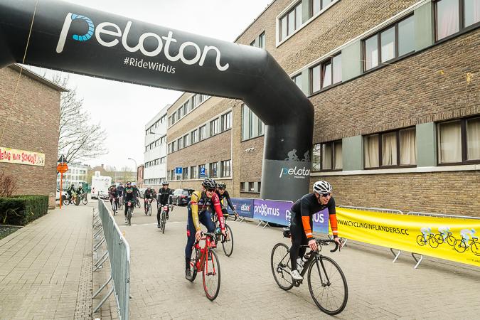 Dwars door Vlaanderen Cyclo