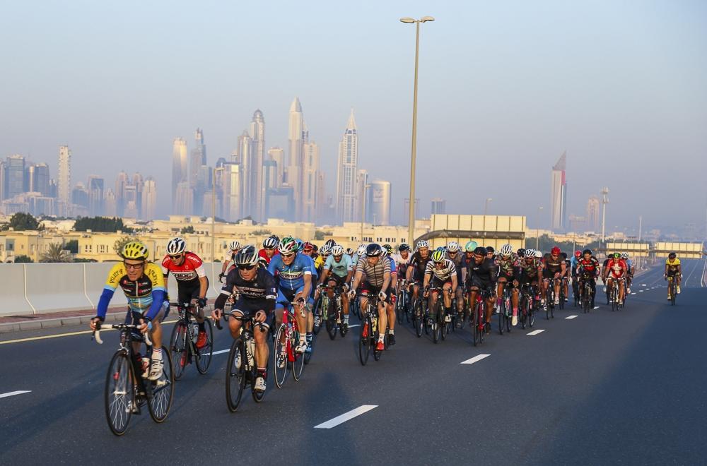 Look Dubai Granfondo