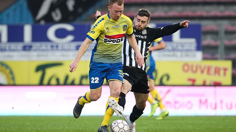 Samenvatting Charleroi - Westerlo
