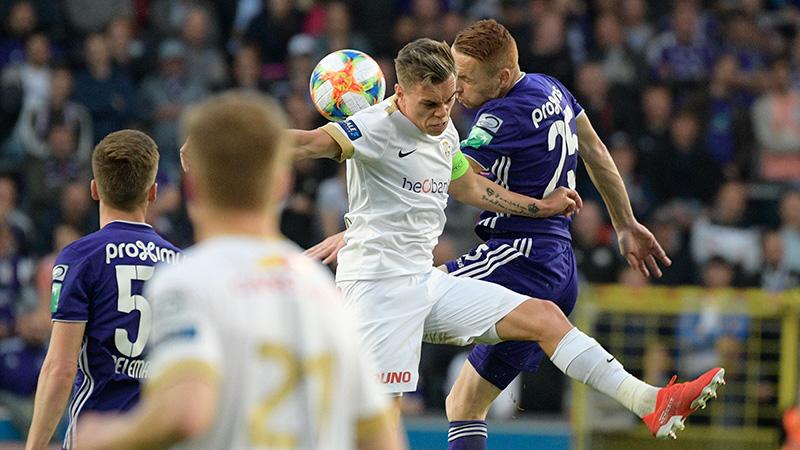 Samenvatting Anderlecht - KRC Genk