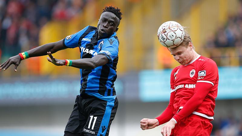 Samenvatting Club Brugge - Antwerp