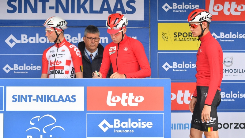Baloise Belgium Tour: Sint-Niklaas - Knokke-Heist
