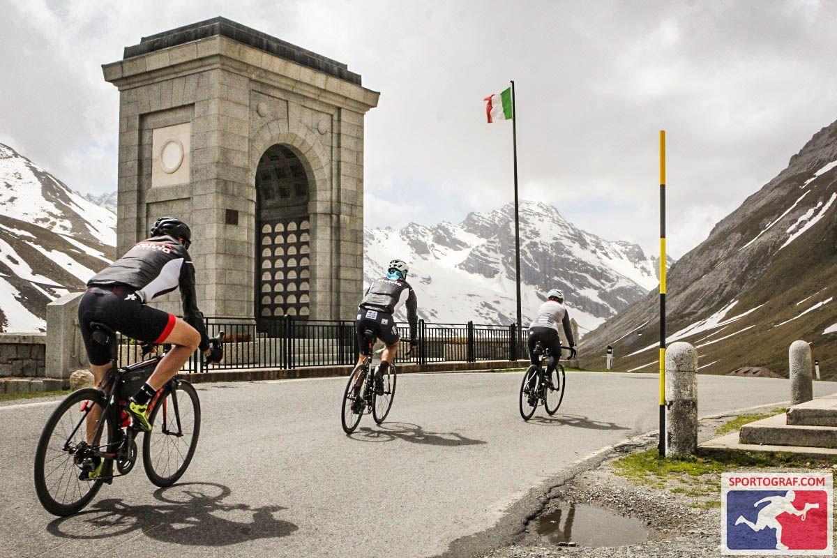 Climbing for Life: Passo Dello Stelvio 2019