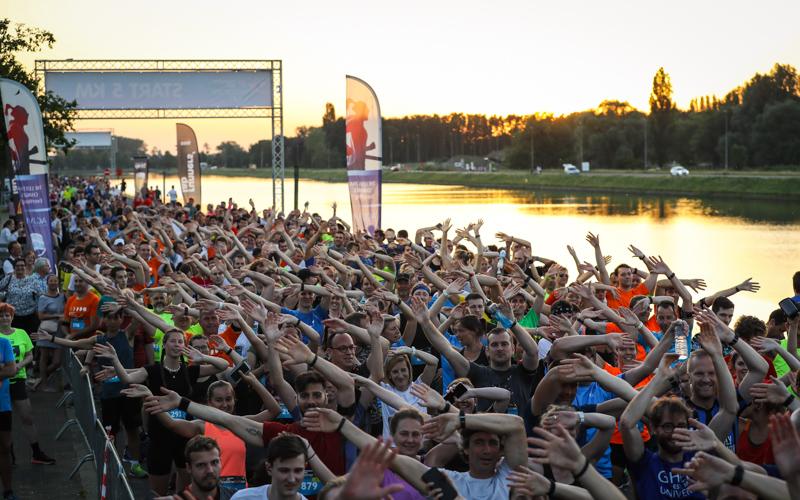 Runners' lab Midzomernachtrun 2019