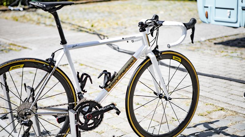 Eddy Merckx Corsa van Oliver Naesen