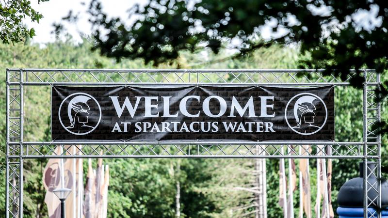 Deloitte Spartacus Series - Spartacus Water