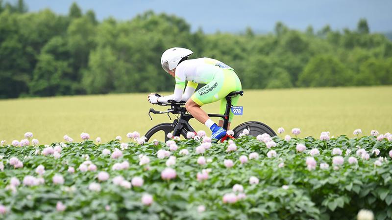 Niseko Classic time trial