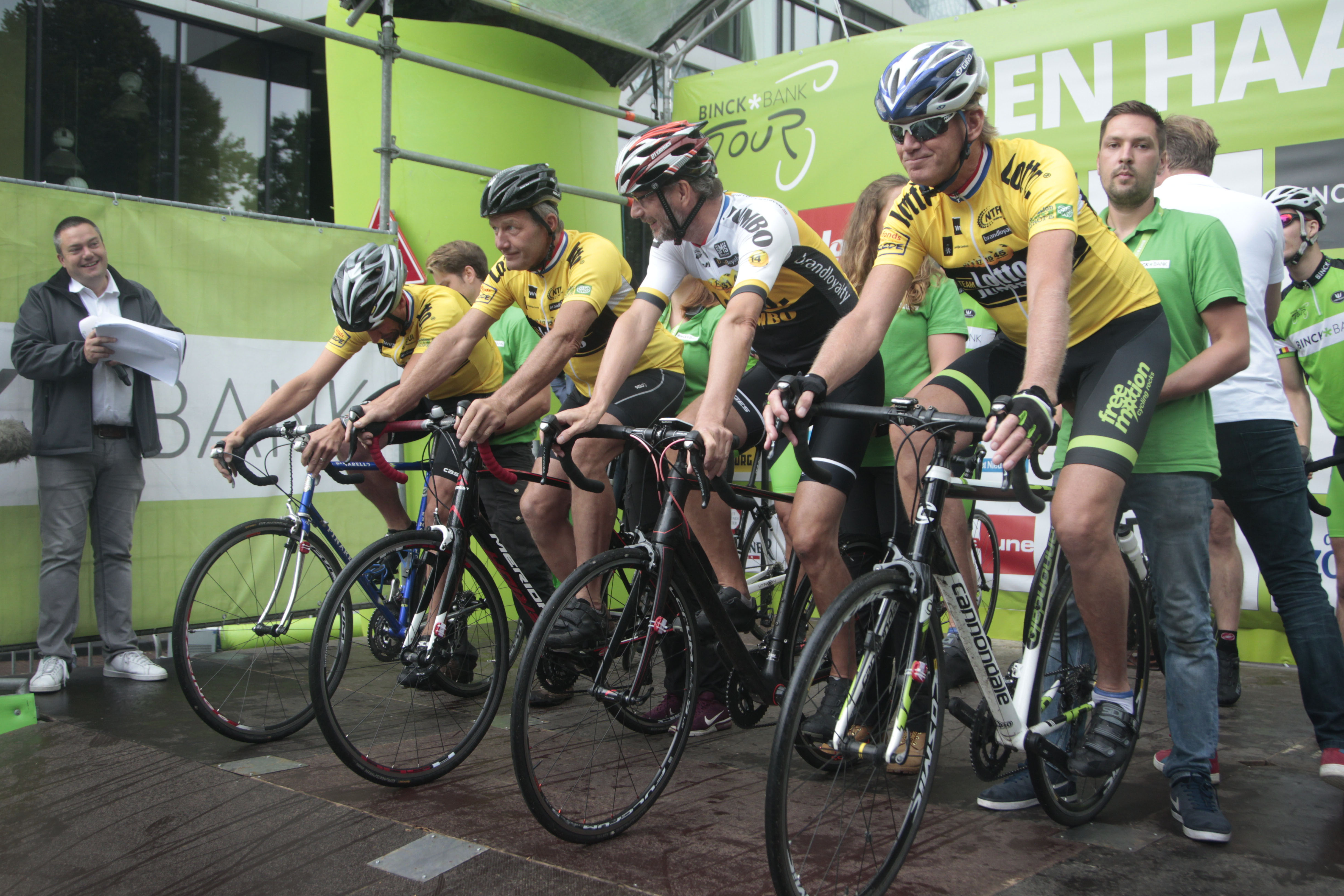 BinckBank Tour: Teams Time Trial
