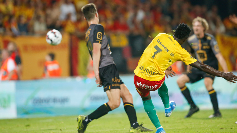 Résumé KV Ostende - FC Malines