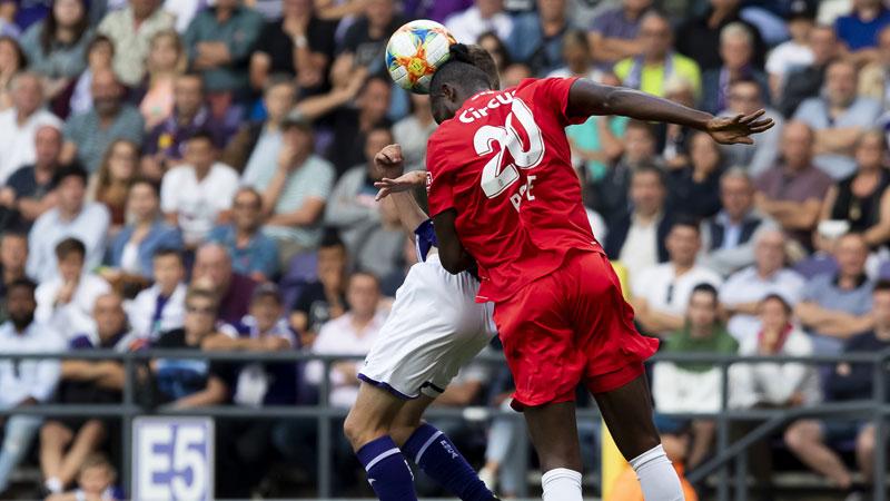 Samenvatting Anderlecht - Standard
