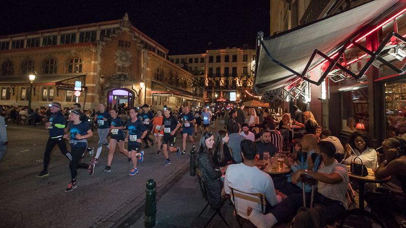 KBC Brussels Night Run 2019