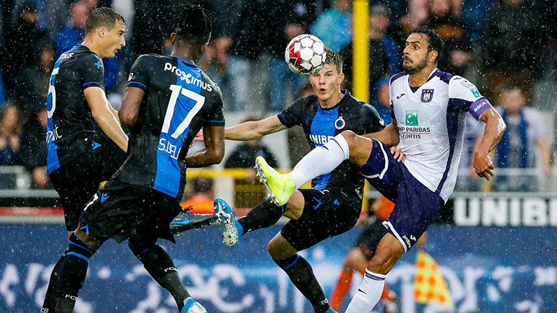 Club Brugge - Anderlecht