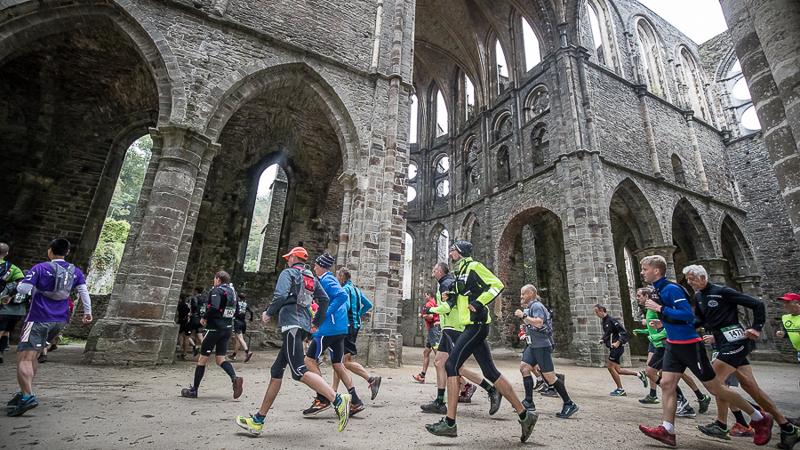 Lampiris Trail de l'Abbaye