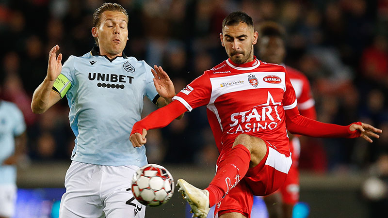 Moeskroen - Club Brugge