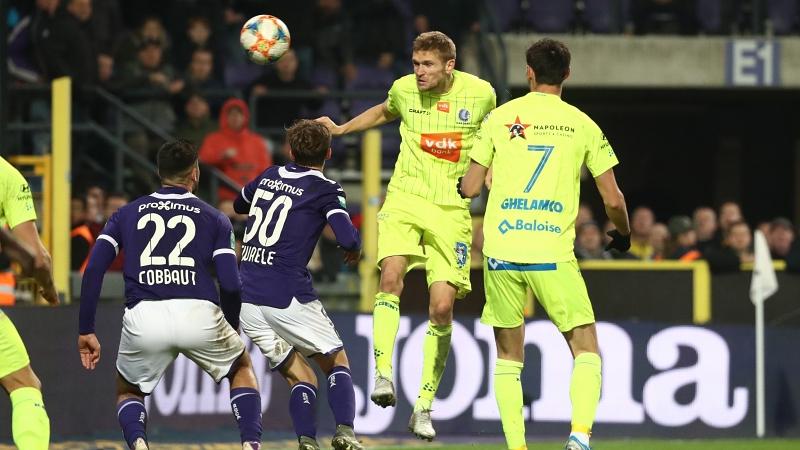 Anderlecht - AA Gent