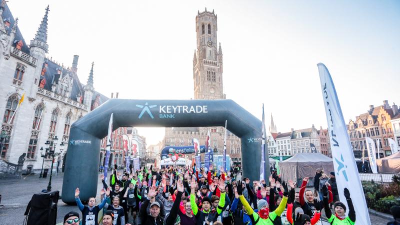 Keytrade Bank Urban Trail Brugge