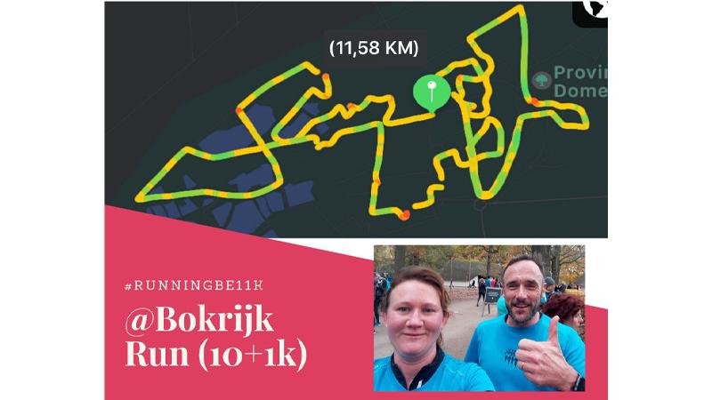 Winnaars running.be 11K - 2019