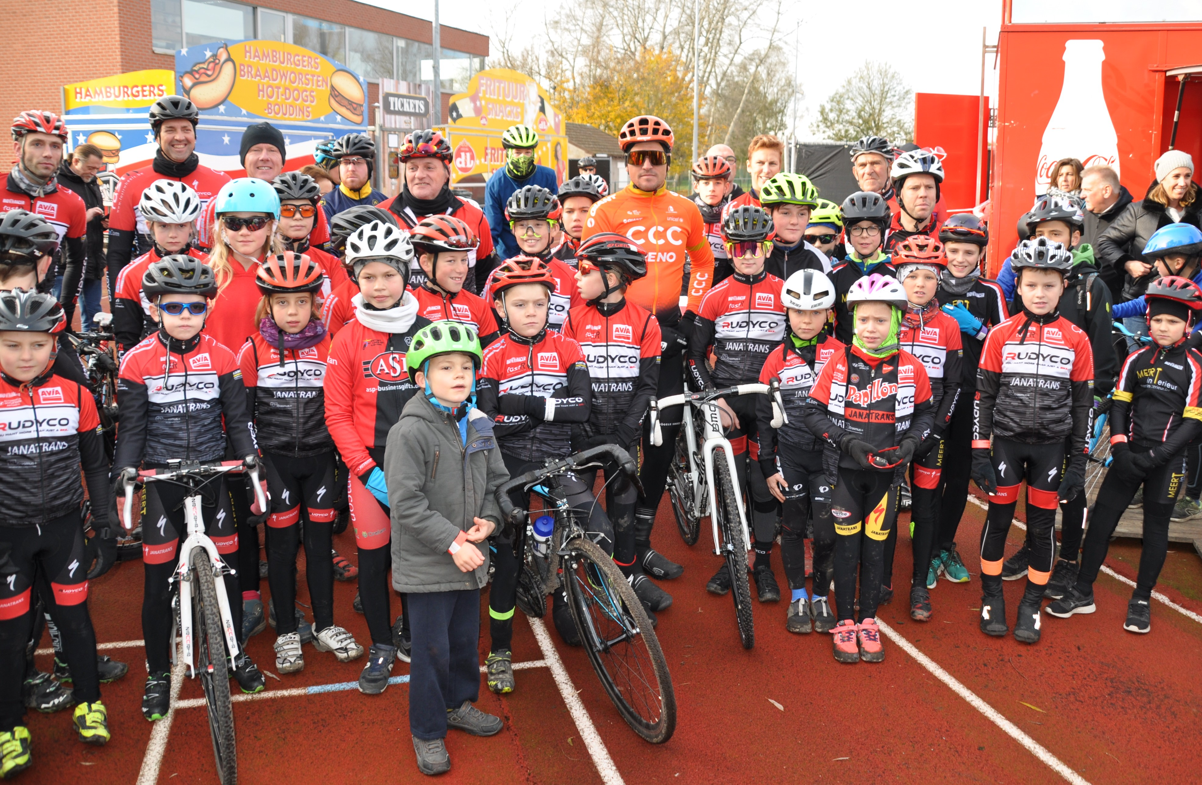 VIO Flandriencross 2019: jeugdinitiatie