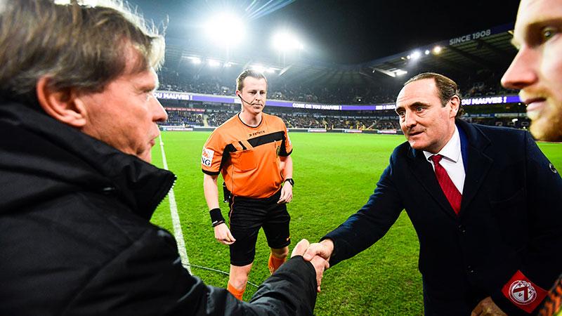 Anderlecht - Kortrijk