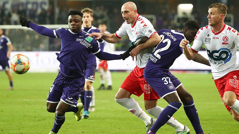 Samenvatting Anderlecht - Kortrijk