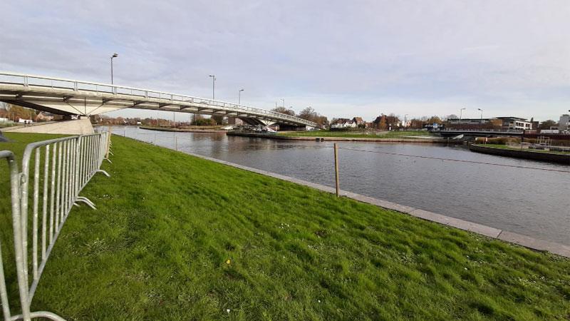 Parcoursverkenning CAPS Urban Cross Kortrijk 2019