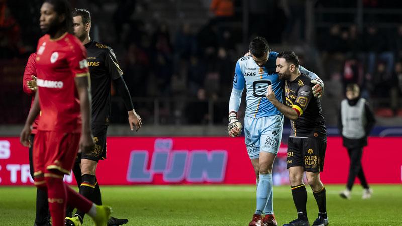 Samenvatting Antwerp - KV Mechelen
