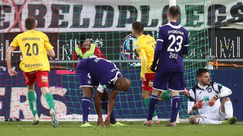 Samenvatting KV Oostende - Anderlecht