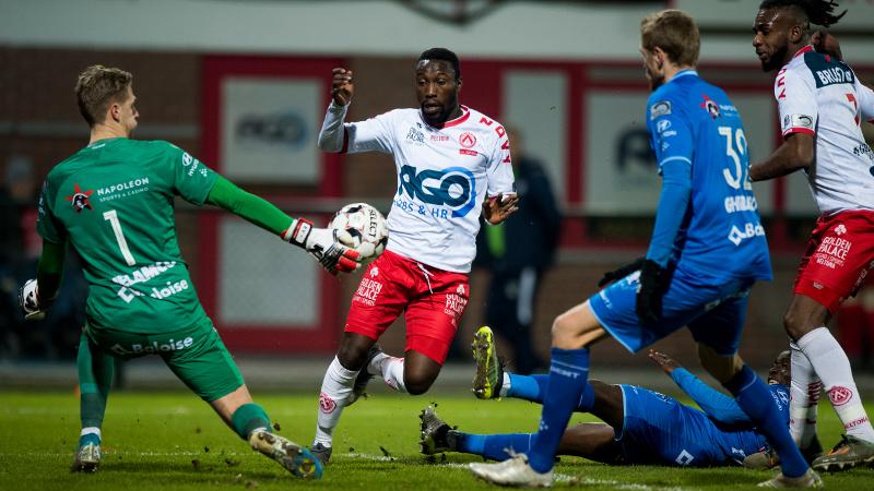 Samenvatting KV Kortrijk - AA Gent