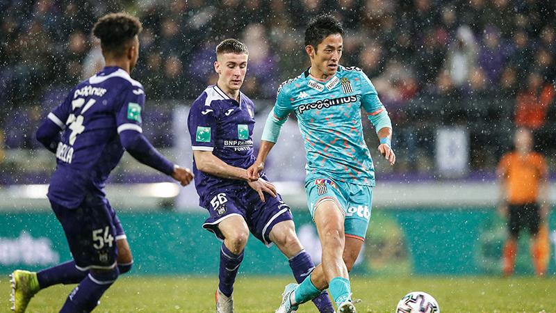 Résumé Anderlecht - Charleroi