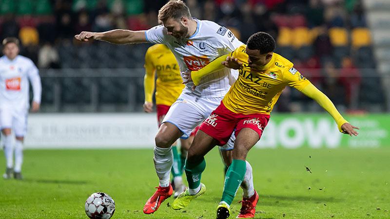 Samenvatting KV Oostende - KAA Gent